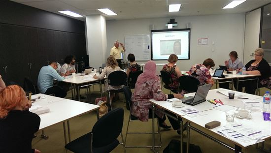 Centre for Adult Education Flipped Learning Design in VET Workshop 070214