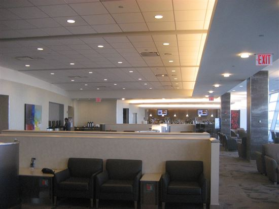 JFK Admirals Club