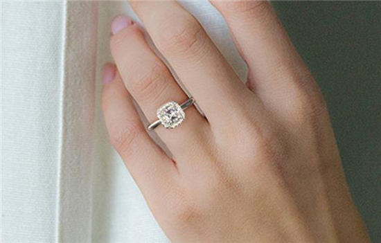 Halo Engagement Rings: Cheap and Trendy  What's the Catch?