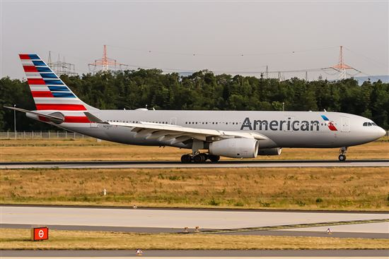 American Airlines Airbus A330-243