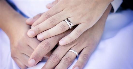 Engagement ring vs wedding ring and wedding band differences you dont need plan all your rings right from the start but its smart to know your options itll cause less headaches later junglespirit Gallery