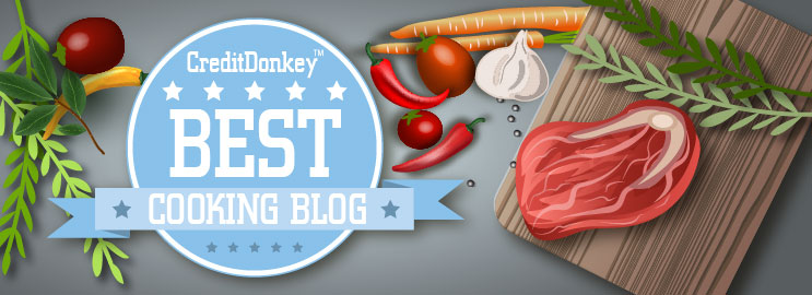 Best Cooking Blog C CreditDonkey