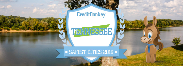 Study: Safest Cities in Tennessee 2016