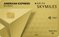 Delta SkyMiles Gold Business Credit Card