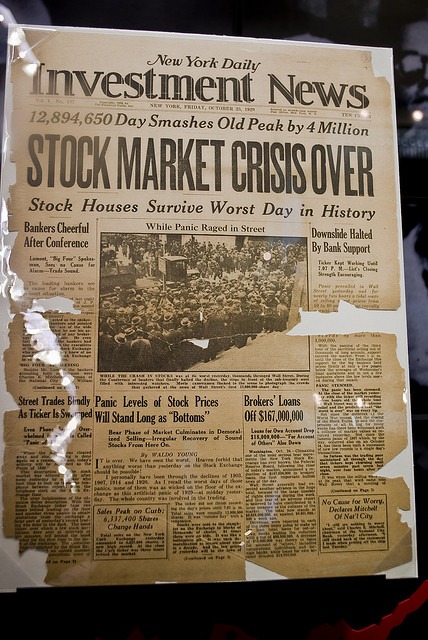Stock Market Crisis Over