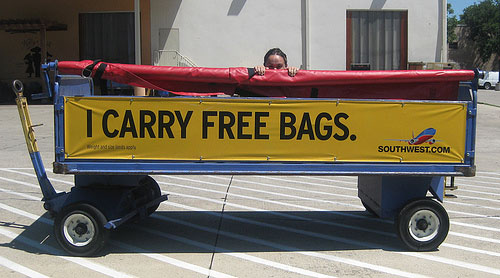 Bags Fly Free @ Southwest