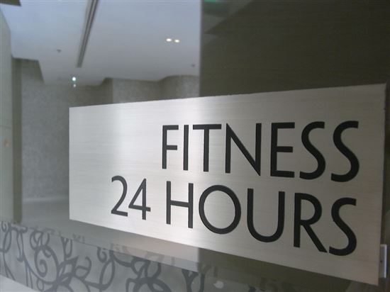 24hrs Fitness Center