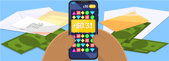 Games to play and earn real cash