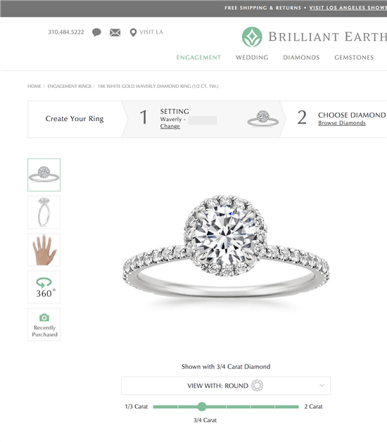 4d4edca3569ca Brilliant Earth Review 2019: Expensive But Worth It?
