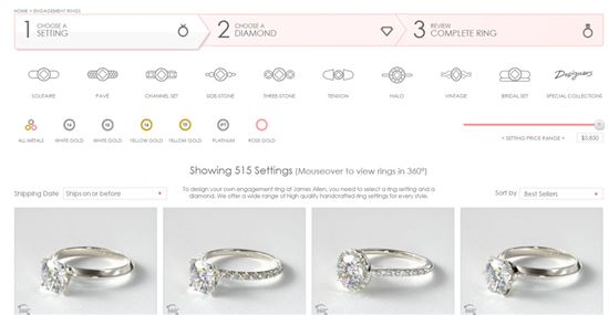 James Allen Review 2019: Read This Before You Buy a Ring
