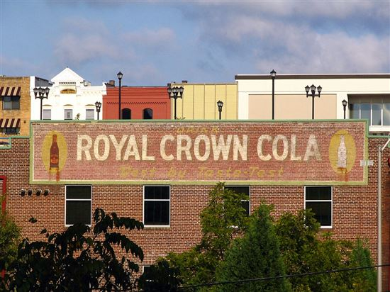 Royal Crown Cola at Maryville