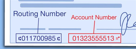 What is a Routing Number on a Check and How Do I Find It?