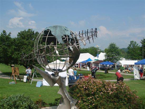 Rotary Club Children's Globe