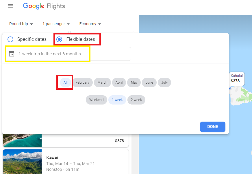 How to Use Google Flights to Find Cheaper Flights Anywhere