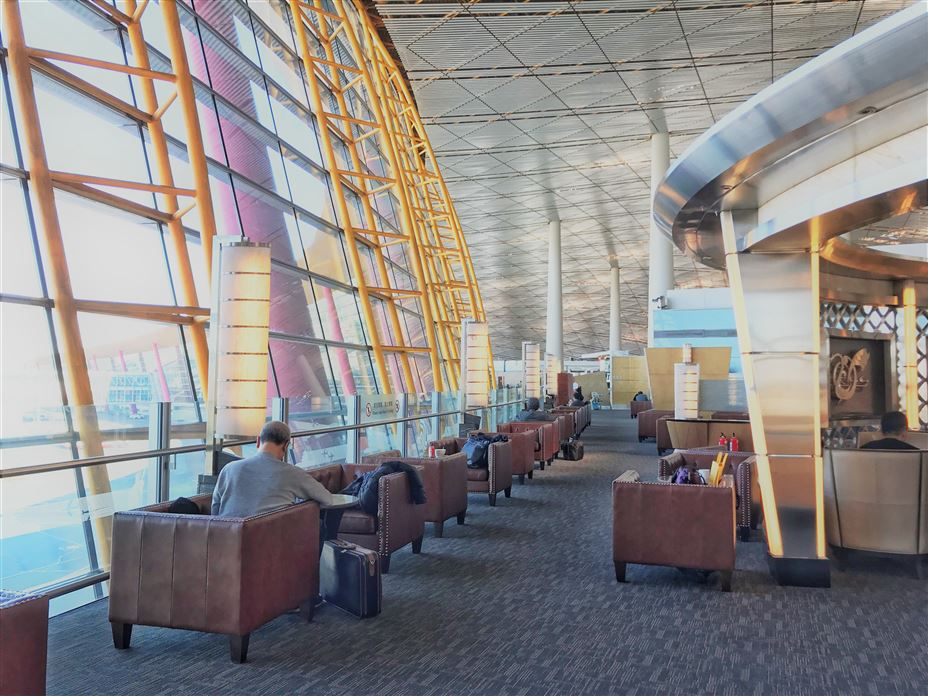 Chase Sapphire Reserve Lounge Access: Benefit Guide