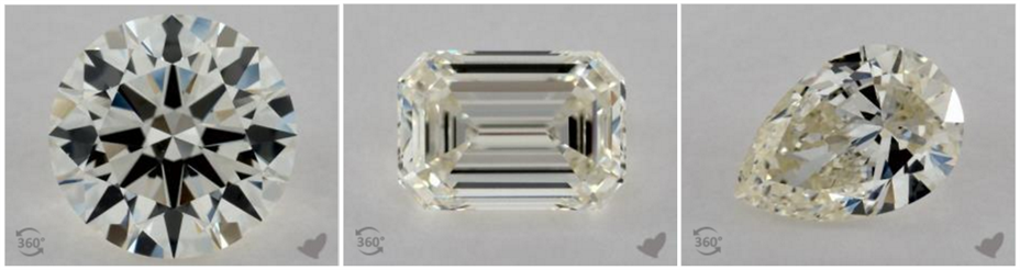 Is J Color Diamond Too Yellow for Engagement Rings?
