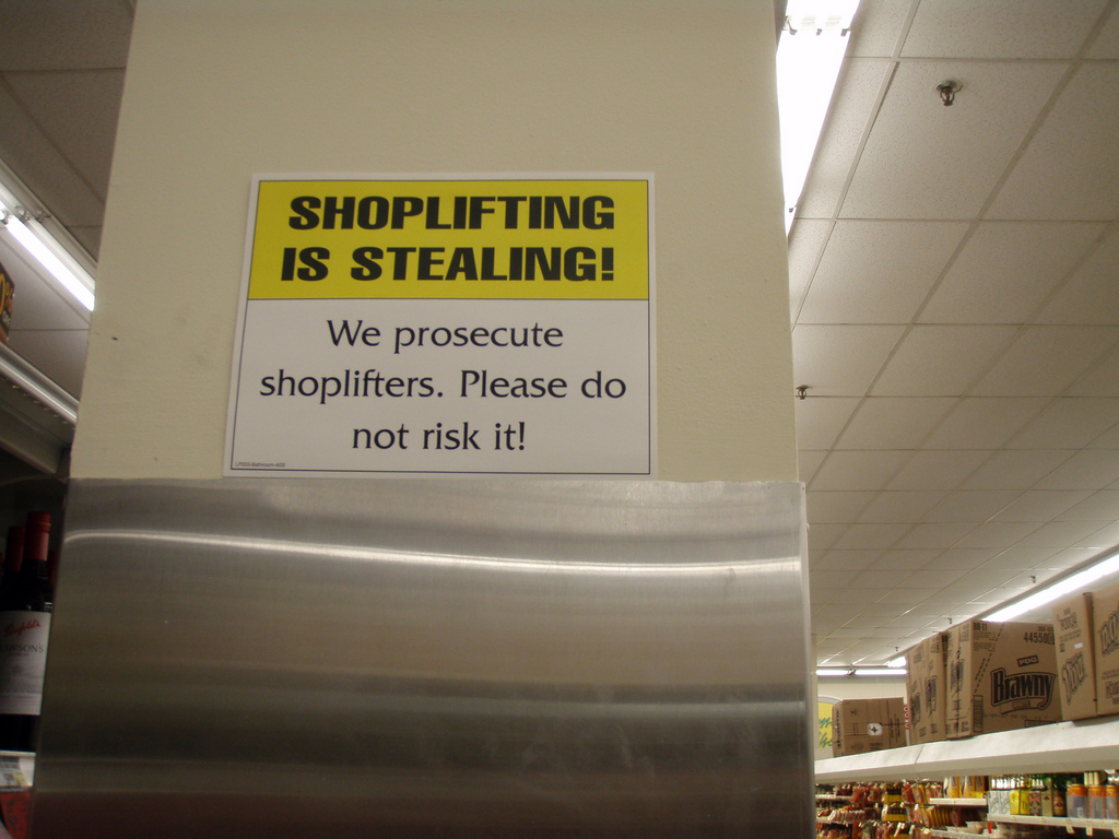 23 Ways to Prevent Shoplifting - CreditDonkey