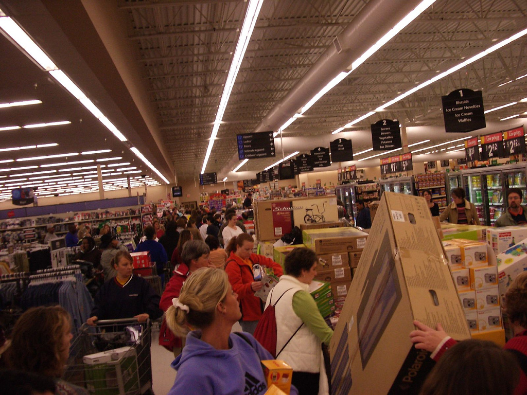 Walmart card offer prescreen - Djlicious Cc By 2 0 Via Flickr