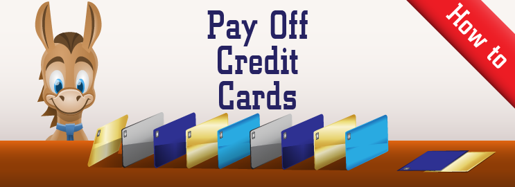 using a credit card to pay off a credit card