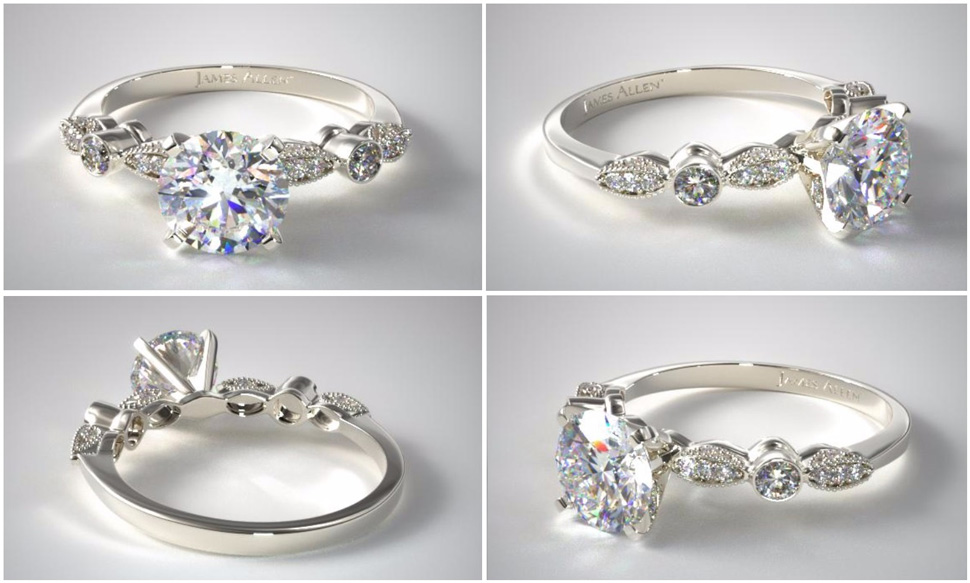 rings from james allen website - Best Place To Buy Wedding Rings
