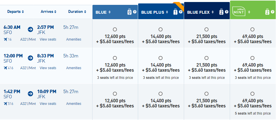 You ll pay for the taxes and fees, and the cost of the flight will come out  of your JetBlue TrueBlue miles. It s as simple as that. If you don t have  enough ... 38f30d969e