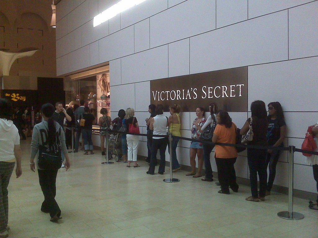 Victoria Secret Opens In Yorkdale