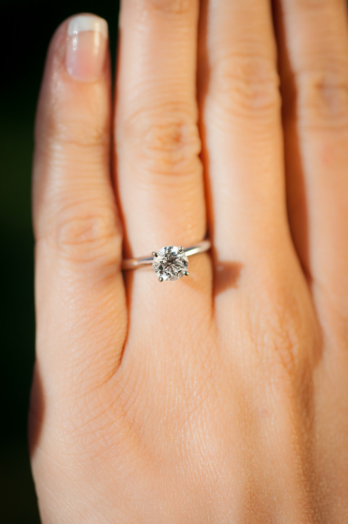 Superb Engagement Ring